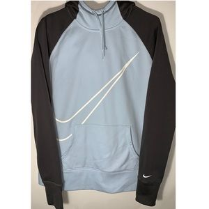 Men's Nike therma-fit pull over hoodie size L